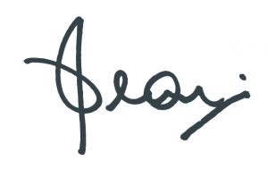 Dean CEO Signature