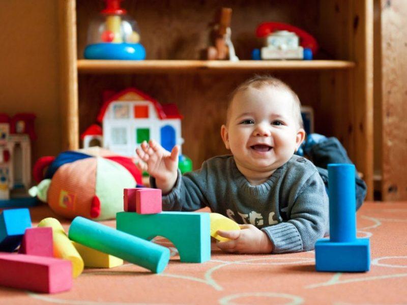 YMCA Nursery Baby
